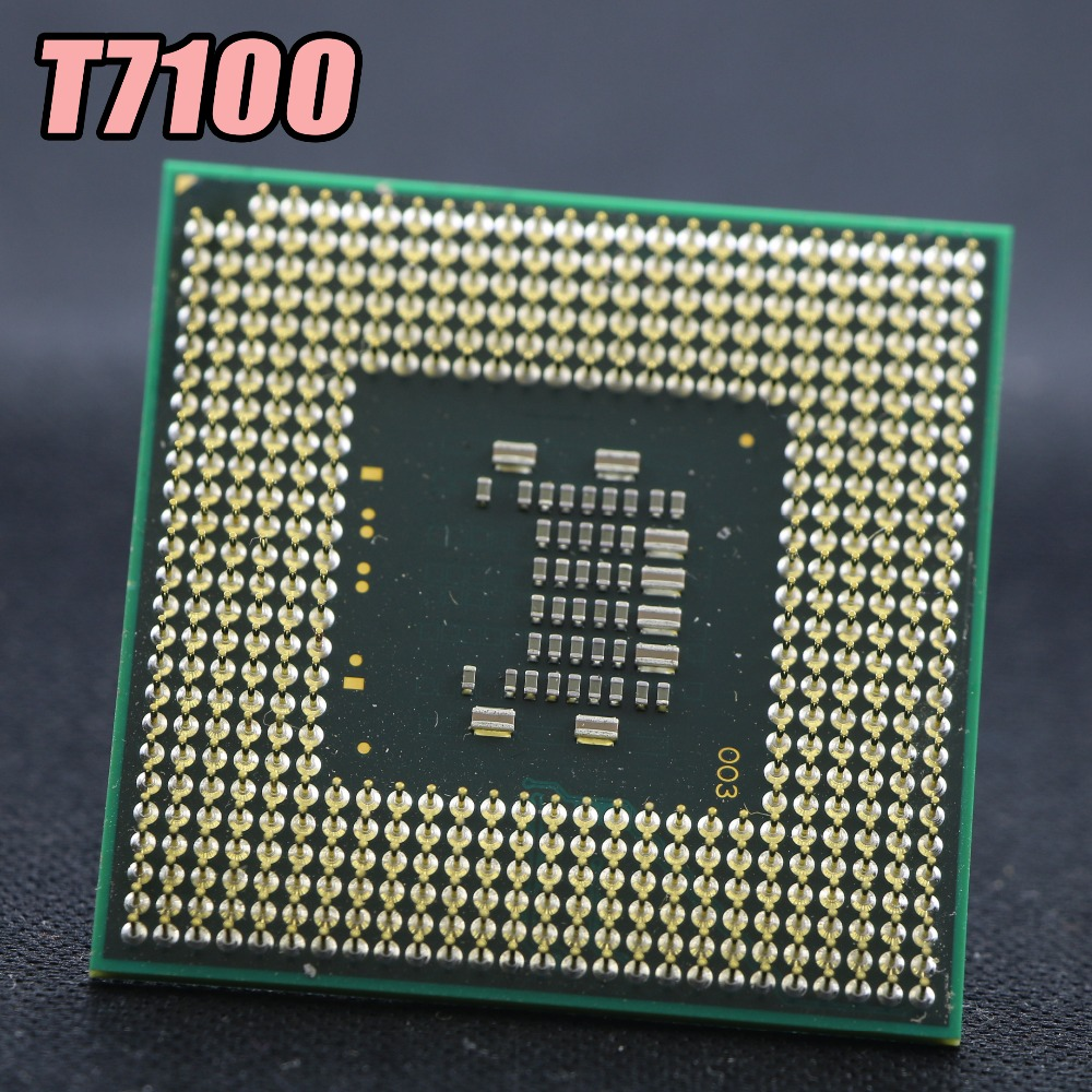 Popular T7100 Cpu Buy Cheap Lots From China Integrated Circuits Suppliers For Sale