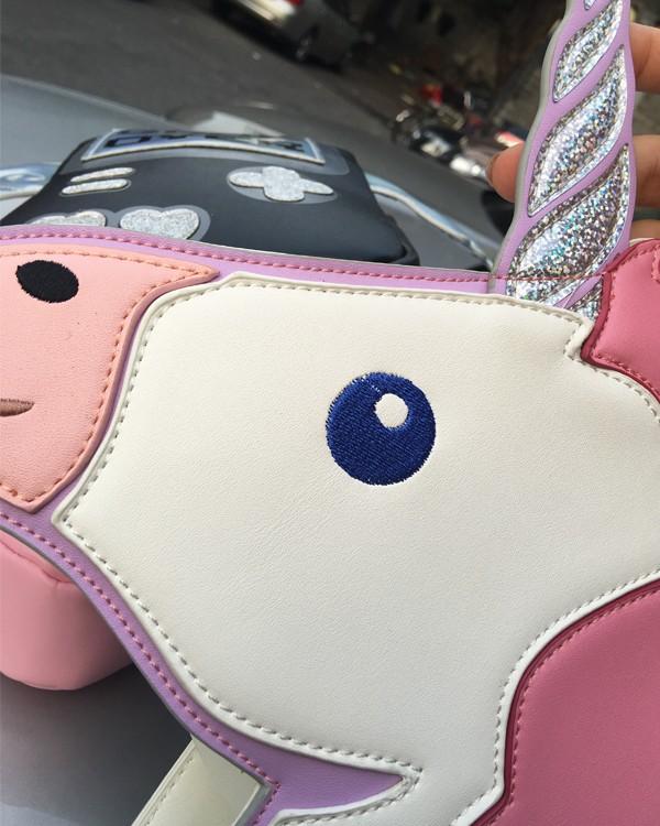 HTB1nWS5LpXXXXbGXXXXq6xXFXXXf - Unicorn Handbag women Shoulder Bag Cute