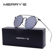 MERRY'S  classics Retro Cat Eye Double beam High Quality Women Sunglasses S'8073