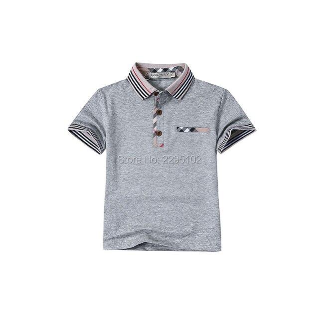 INMUSION 2017 Summer Baby Boy T-Shirt Brand Design Children Cotton T Shirts 2-8T Boys and Girls Short Sleeve Shirt kids baby Top