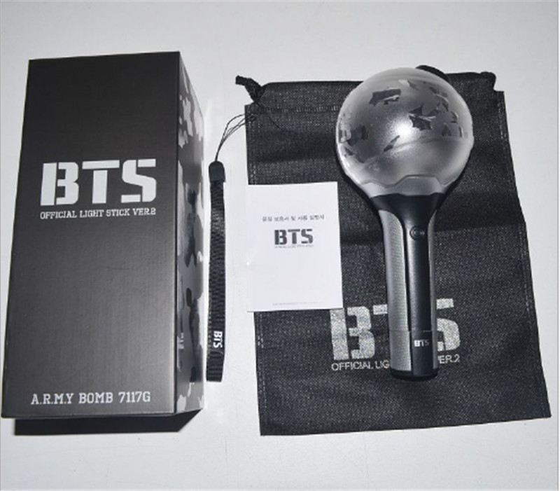 Ii Concert Lamp Ver 2 Korea Glow Stick Lamp Army Bomb Light Stick Reputation First Biamoxer New Kpop Bts Bangtan Boys Army A Limited Edition Ver Novelty & Special Use