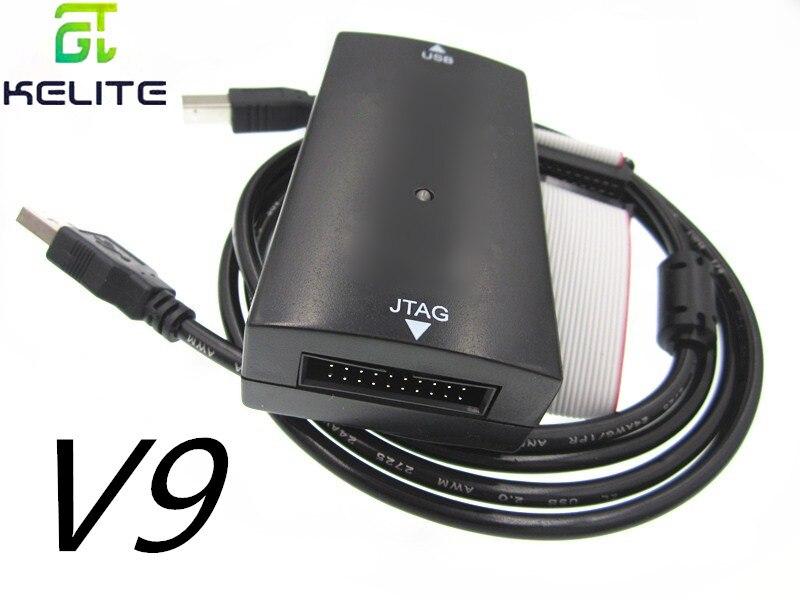 HAILANGNIAO JLINK V9 Emulator, ARM STM32 Downloader, JTAG/SWD Burner