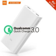20000mAh Mi Power Bank 2C Support Two-way Quick Charging QC3.0 Xiaomi Powerbanks for Xiaomi Huawei Samsung Mobile Phones
