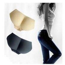 New Lady Sexy Butt Hip Up Padded Enhancer Shaper Panties Seamless Soft briefs Underwear drop free shipping
