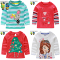 2016 New Fashion Spring Autumn Baby Girl Clothes Hot Baby Girl Long Sleeve Tops T shirt Girl Top And Tee New Baby Girl Clothing