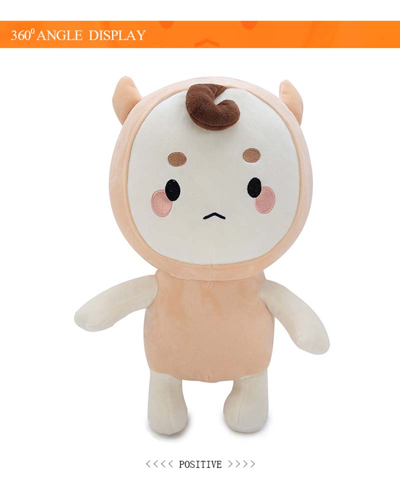 20-55cm Korea Drama Goblin Plush Dolls God Alone and Brilliant Soft Cute Animal Stuffed Ghosts Doll Toys Birthday Gifts For Kids Lover (15)