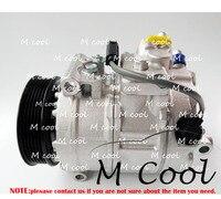 7SEU17C авто ac компрессор для BMW 1 E81 130 для BMW 3 E90 325 330 E92 325 330 E91 325 330 2005 2012 6956716 64526956716