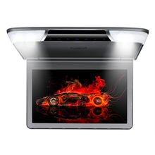 11.6 Inch HD Screen Car Bus Flip Down Overhead Ceiling Roof Mount Monitor Multimedia Media Player 1080P FM IR USB SD HDMI MP5