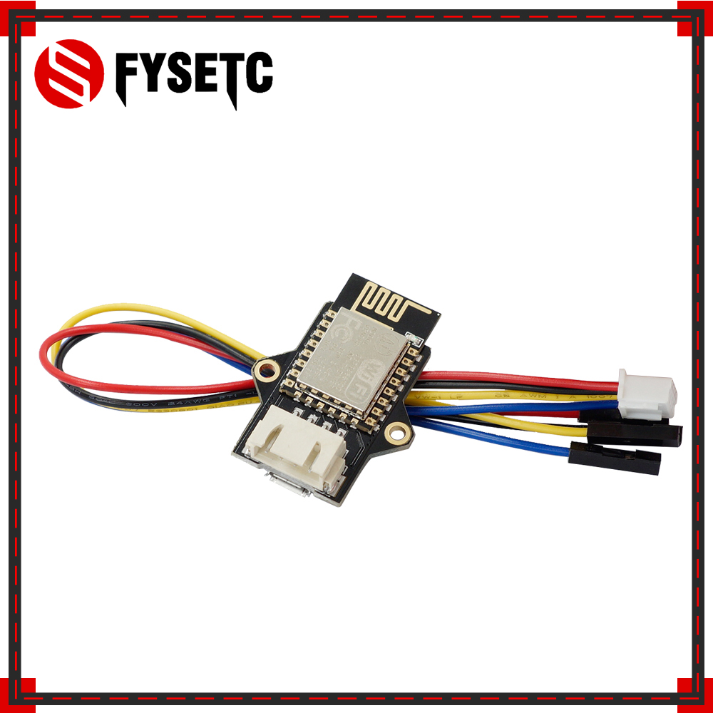 ESP8266 WIFI Extensible Module Remote Control ESP3D For 3D Printer Board Connect AP Mode Client Station Mode VS TFT-WIFI