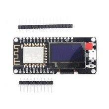 WiFi ESP8266 פיתוח לוח OLED 0.96 אינץ מסך עם ESP 8266 מודול 0.96 אינץ OLED
