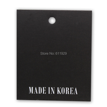 Free shipping customized garment hang tag/bag swing tag/printed tag/clothing tag/label printing/logo/brand name 1000 pcs a lot