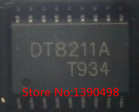 Ic Free Shipping >> Free Shipping 50pcs Lot Dt8211 Dt8211a Sop18 Dmb Smd Ic Free