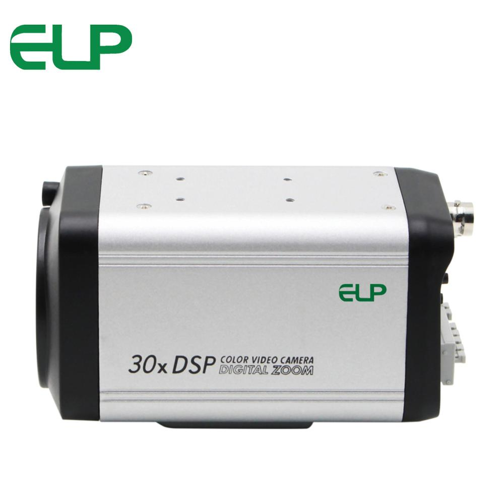960P AHD camera 3-90mm 30X digital zoom All in one Camera 1/3 cmos 0130+2431H Camera 1.3MP AHD box CCTV camera