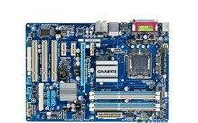 100% original Free shipping Desktop motherboard for Gigabyte GA-EP41T-UD3L EP41T-UD3L DDR3 LGA775 Gigabit Ethernet free shipping