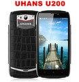 Новейшие UHANS U200 5.0 inch 1280*720 MTK6735 Quad Core Смартфон 2 ГБ RAM 16 ГБ ROM 13MP 3500 мАч 4 Г FDD LTE Android 5.1 Сотовый телефон
