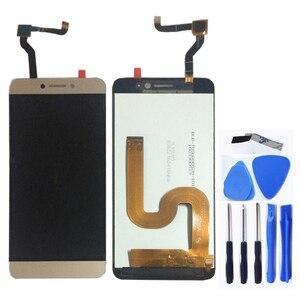 Image 3 - Дисплей 5,5 дюйма для Letv LeEco Coolpad cool1 c106 c106 7 C106 9 C103 R116 ЖК дисплей + сенсорный экран дигитайзер Запчасти для ремонта