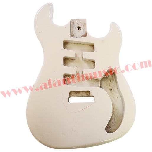 Afanti Music DIY guitar DIY Electric guitar body (ADK-126) patterson j ledwidge m zoo