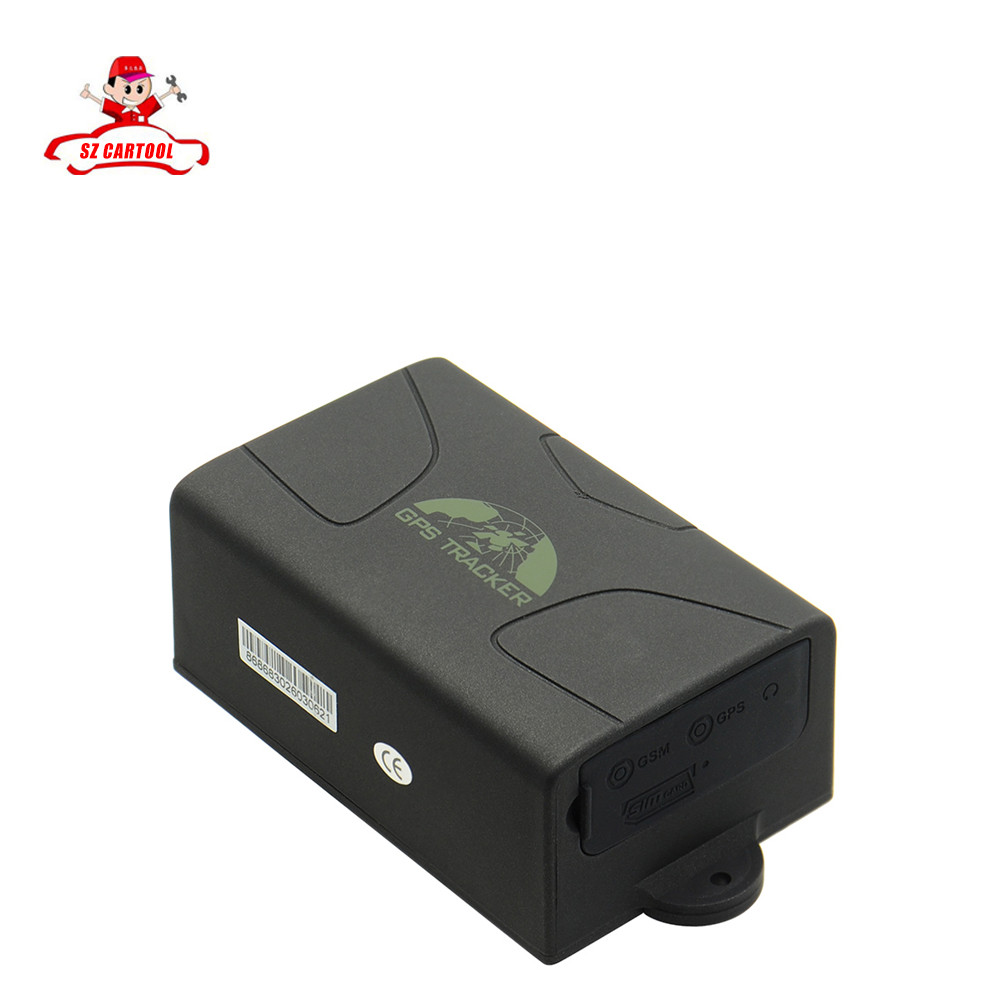ФОТО Coban GPS104 Latest Version Real Time GSM/GPRS/GPS car tracking device TK104 Standby 60 days gps tracker TK 104