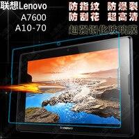 9 H Hardheid Anti Shatter Gehard Glas Screen Protector Explosieveilige Film Guard Voor Lenovo IdeaTab A10-70 A7600 10.1