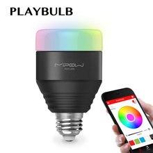 Mipow Bluetooth Smart LED Лампочки приложение смартфон Group управляемые затемнения Цвет меняется декоративные для рождественской вечеринки огни