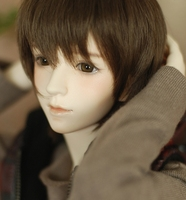 FREE SHIPPING ! FREE makeup&eyes included! top quality 1/3 boy male Bjd doll Ryu sd doll manikin