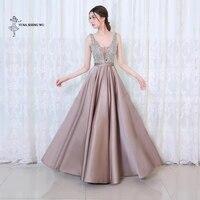 Women Sleeveless Sequins V sexy strapless Long dress Formal Party Dresses Floor Length evening Club Ballroom Dresses