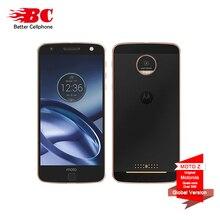 Оригинальный Motorola Moto Z XT1650-05 отпечатков пальцев Snapdragon 820 4 ядра Android 6.0 HD 2 К 5.5 дюймов 4 ГБ Оперативная память 64 ГБ Встроенная память смартфона