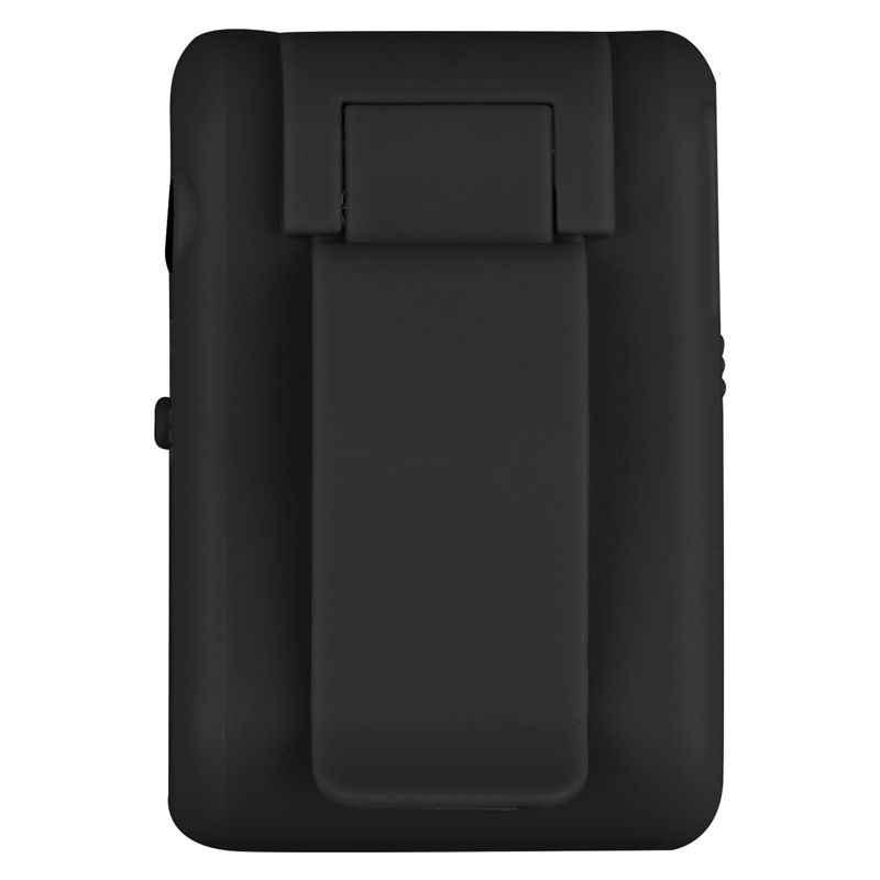 ミニミラークリップ USB デジタル Mp3 音楽プレーヤーサポート 8 ギガバイトの SD TF カード黒