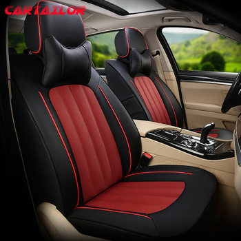 CARTAILOR Car Seat Cover Styling for BMW 4 Series Seat Covers & Supports Cowhide & Artificial Leather Seat Cushion Accessories