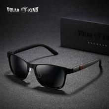POLARKING Marca Metal óculos escuros De Grife Óculos Polarizados Para  Homens Óculos de Condução Óculos de 3b782b40e9
