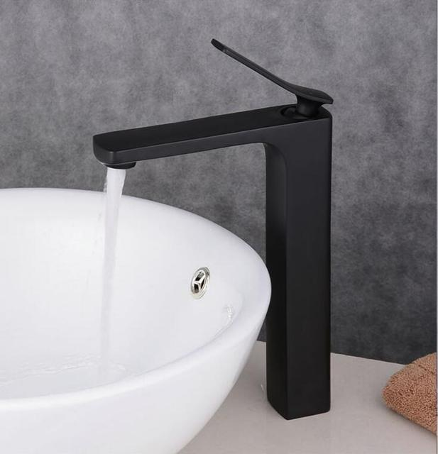 Fashion High Quality Basin Faucet Br Bathroom European Style Single Level Sink Water Tap