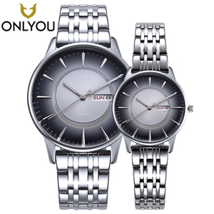 ONLYOU Couple Watches Fashion