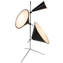цены Postmodern Art LED Drum Floor Lamp Living Room Restaurant Bedroom Stangding Lamp Lighting Decor Indoor LED Floor Lights Fixtures