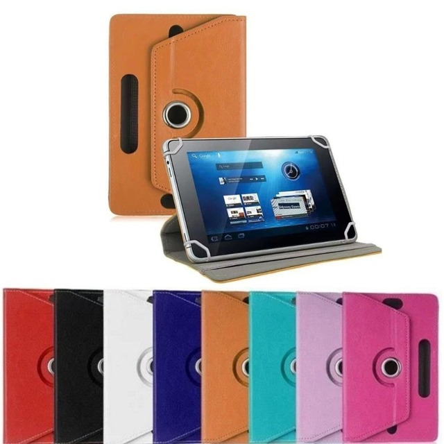 10.1 inch flat case crystal pattern universal protective case tablet universal PU leather case tablet accessories 4 colors