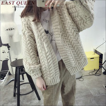 Hot Sale Fashion Casual Women's Spring Autumn Cardigan Long Sleeve Short Knitted Cardigan 2016 New Female Sweaters AA1456
