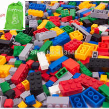 Happywill Building Blocks 1000pcs DIY Creative Bricks Toys for Children Educational Toys 100% Compatible Bricks Free Shipping
