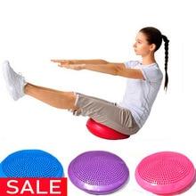 Твист баланс диск доска коврик надувной мячик для массажа стоп-коврик фитнес-тренажер Твистер тренажерный зал баланс доска