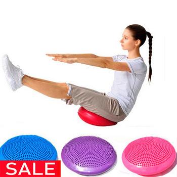 Twist Balance Disc podkładka na stół nadmuchiwana piłka do masażu stóp Pad sprzęt do ćwiczeń Fitness Twister Gym Balance Board tanie i dobre opinie ITSTYLE CN (pochodzenie) Kompleksowe ćwiczenia Fitness Other