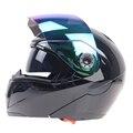 Профессиональный безопасный и удобный мотоциклетный шлем  Многофункциональный мотоциклетный шлем Jiekai  любой доступный