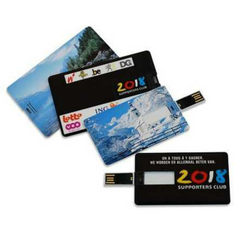 Promotional Gifts 4gb 8gb 16gb Ultra Thin Credit Card Shaped ...