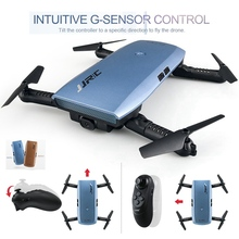 Elfie Selfie Drone With Camera 720p Gravity Sensor Foldable Drone Rc Drone Quadcopter Jjrc H47 Helicopter Vs Eachine E56 Rc Toys