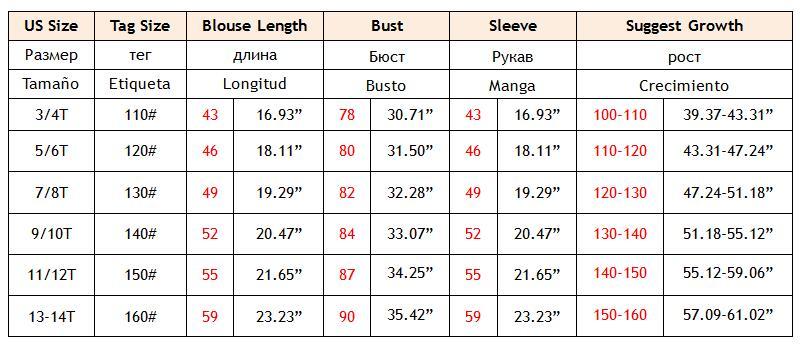 Biały Puff Rękaw Bluzki dla dziewczynek Cutyome Długi rękaw - Ubrania dziecięce - Zdjęcie 6