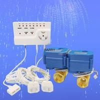 WID 806 3 4 Smart Home Water Leakage Detection Alarm System G3 4 DN20 Double Valve