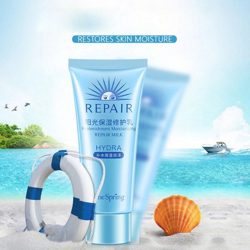 Facial Body Sunblock Sunscreen Cream Sunblock SPF 30++ Skin Protective Cream Anti-Aging Oil-control Moisturizing Face Skin Care