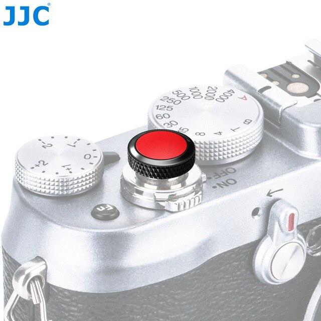Jjc botón de liberación del obturador táctil de dedo para Fujifilm XT20 X100V//F X100T XE3 XT2
