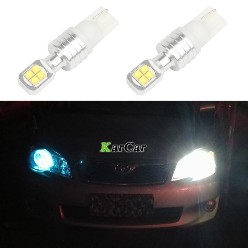 2x New 40W CREE Chip XBD 390LM T10 194 W5W LED Reverse Bulb 912 Clearance Light 161 Tail Lamp, 12V 168 Brake Light 921 Stop Blub ман 40 390 бу продам