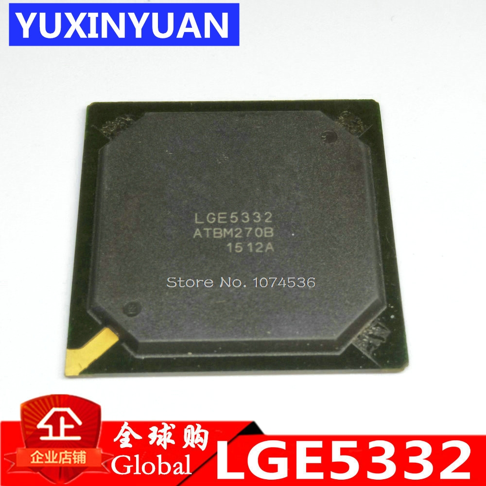 LGE5332 E5332 BGA  New Original Authentic Integrated Circuit IC LCD Chip  Electronic  1pcs