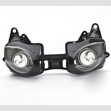 Motorcycle Front Headlight For ZX6R 07-08 Headlamp Lighting
