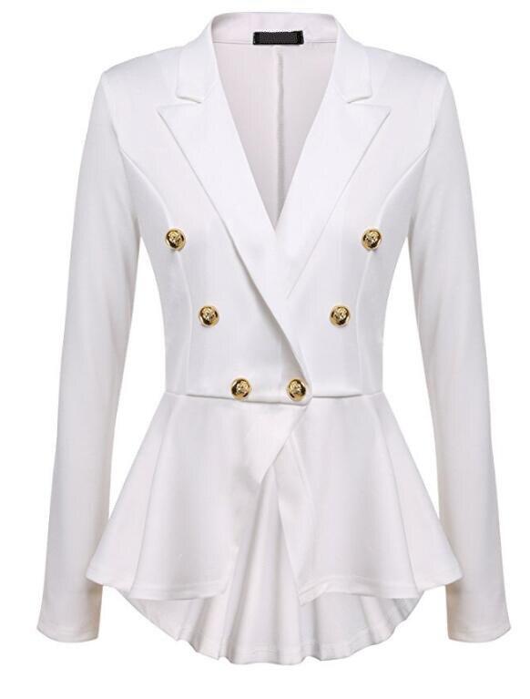 2019 Spring Autumn Business Suit Office Uniform Blazer Women Work Suit For Women Elegant Suits Blazer Casual Jackets Coat