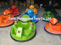 Customerized Bumper Car Kiddie Rides Adults Ride Exciting Funfair Bumper Car For Sale